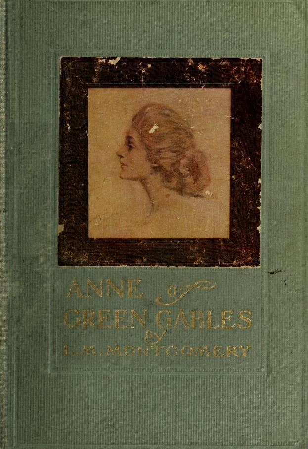 The cover of this edition of Anne of Green Gables.