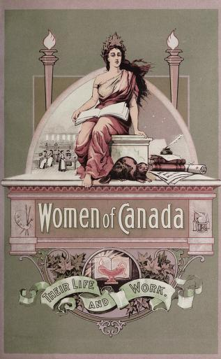 Cover page for Women of Canada