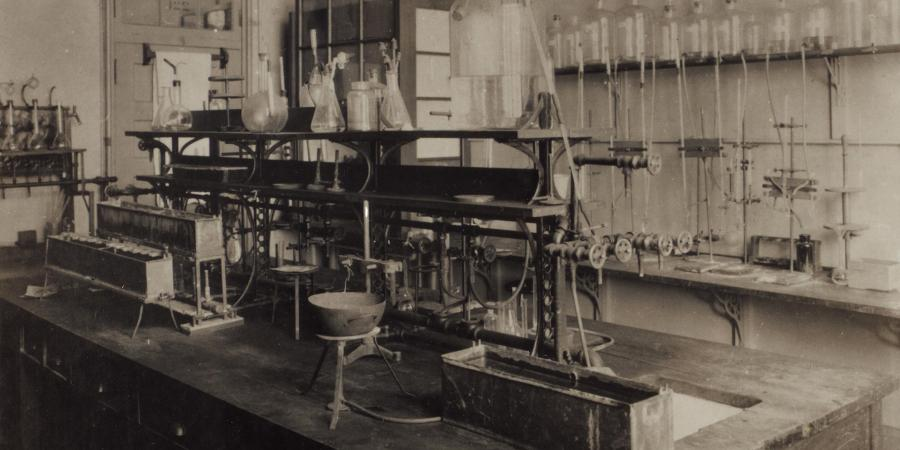 Insulin lab photo